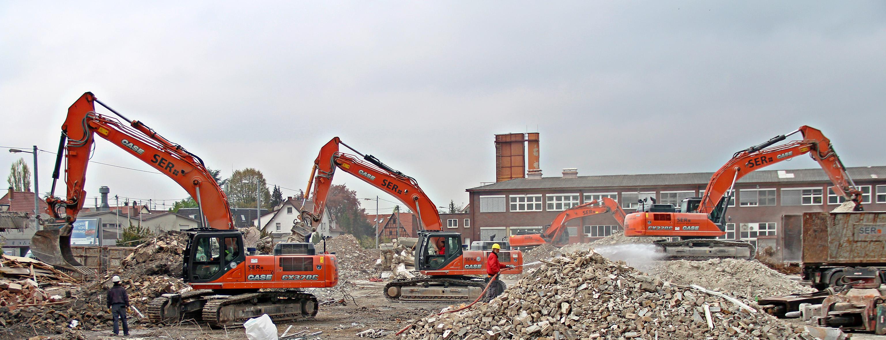 Demolition Deutsch