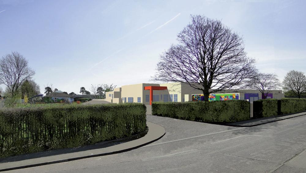 Morgan Sindall Awarded 163 6 7 Million Highwood Primary School Scheme