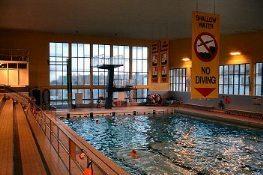 Ogilvie In The Swim In Montrose