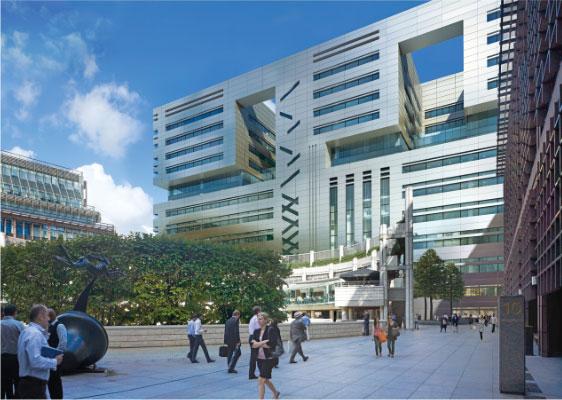 Approval for 340m broadgate development for Buro happold london