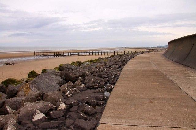 Galliford Try To Improve Rhyl Sea Defences