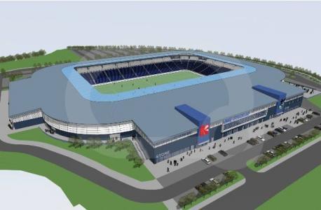 Bristol Rovers Plan New Stadium