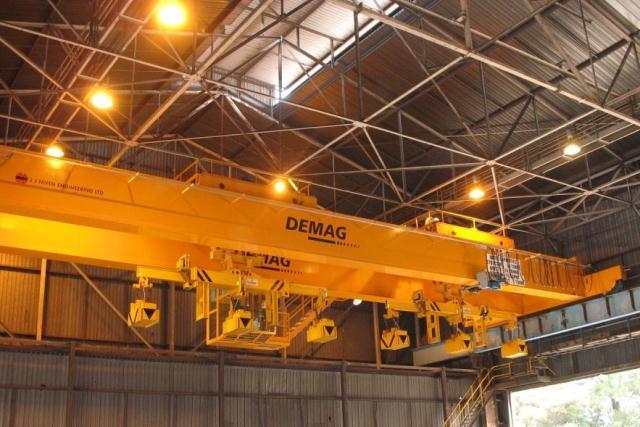 Overhead Crane Vibration : Terex to diversify into factory equipment