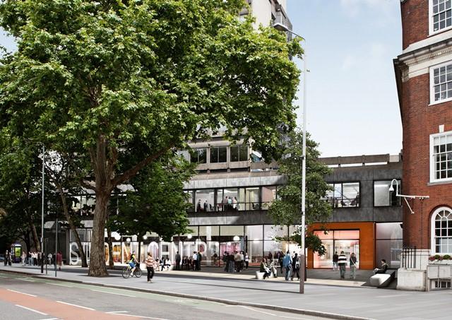 Lsbu London Road Building