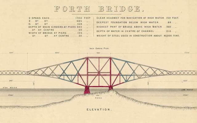 architectural drawings of bridges. 29 Feb 12 Historic Images Of The Original Architectural Drawings  Forth Bridge, Paddington Station And Works Brunel Have Been Brought Together Bridges