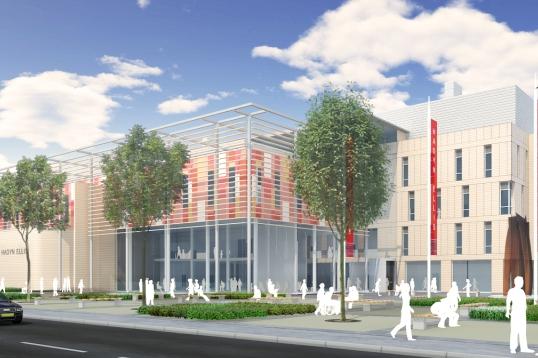 Cardiff University S Hadyn Ellis Building