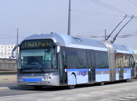 Trolleybuses Set To Return To Leeds