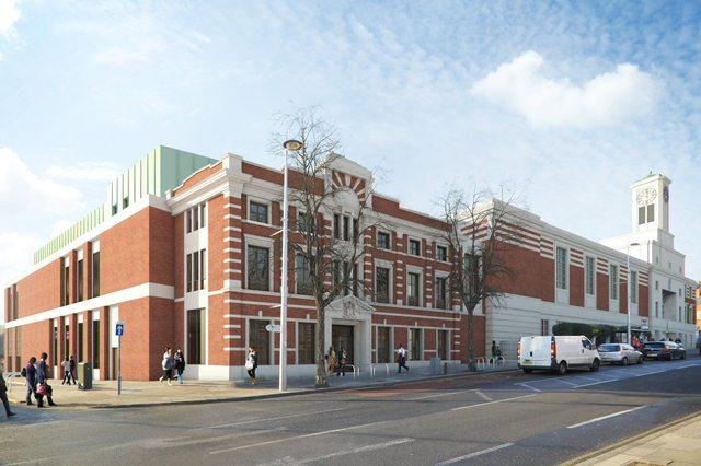 Willmott Dixon Wins 16m Acton Town Hall Redevelopment