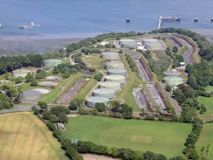 £30m marine works up for grabs at MoD oil depot