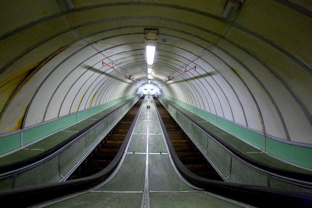 Gb To Refurbish Tyne Tunnels
