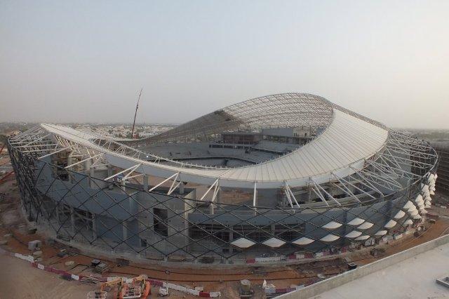 Bam reaches milestone on uae stadium for International decor uae