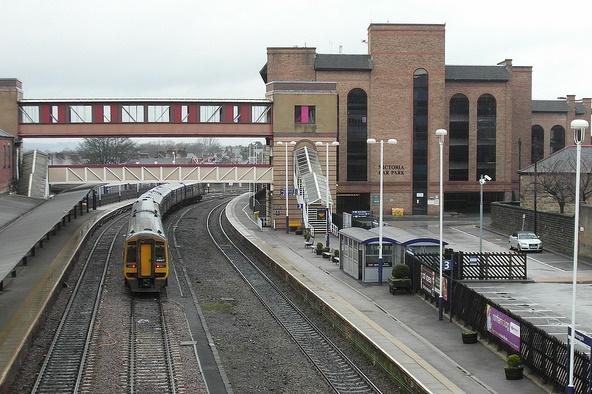 Case Made For 163 100m Harrogate Line Electrification