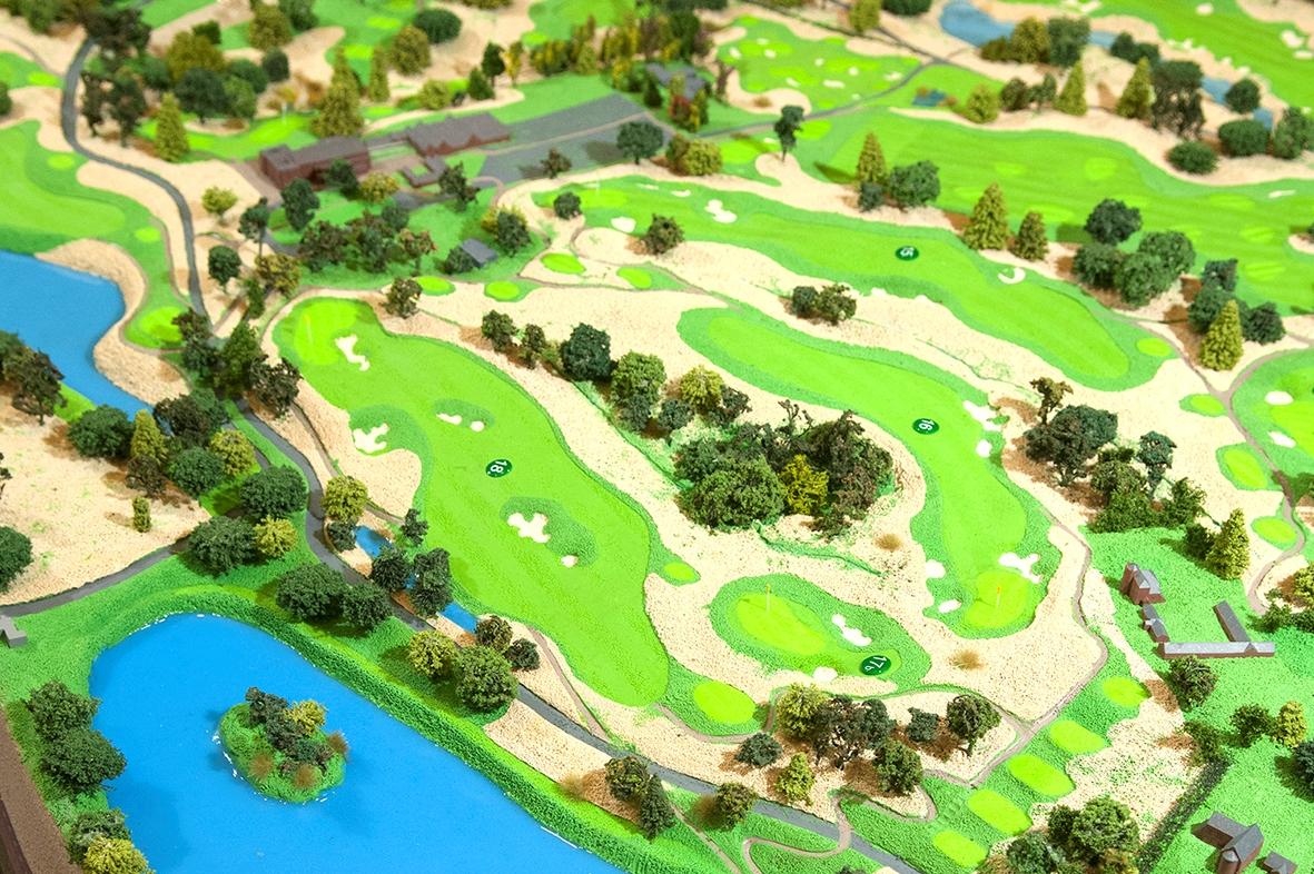 Jcb Plans 163 30m Golf Course Development