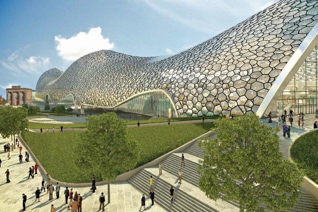 Birmingham unveils HS2 station masterplan