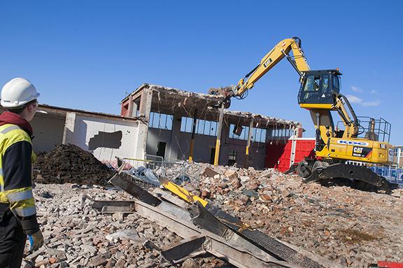 Its 100 down, 1200 to go as Sellafield reaches demolition landmark