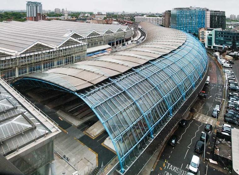 Network Rail Seeks Contractors For 163 400m Waterloo Upgrade