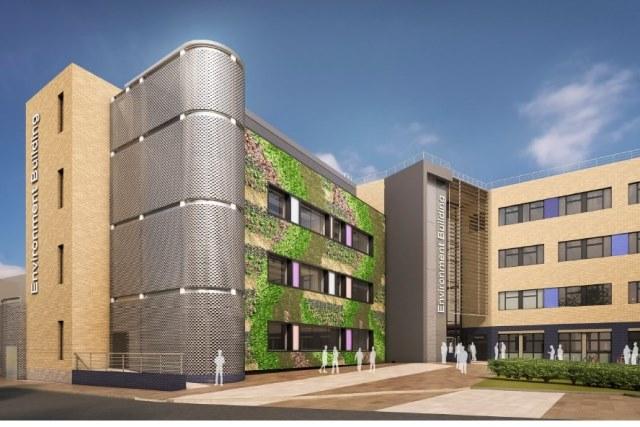 Morgan Sindall Begins Work On 163 10m York University Department