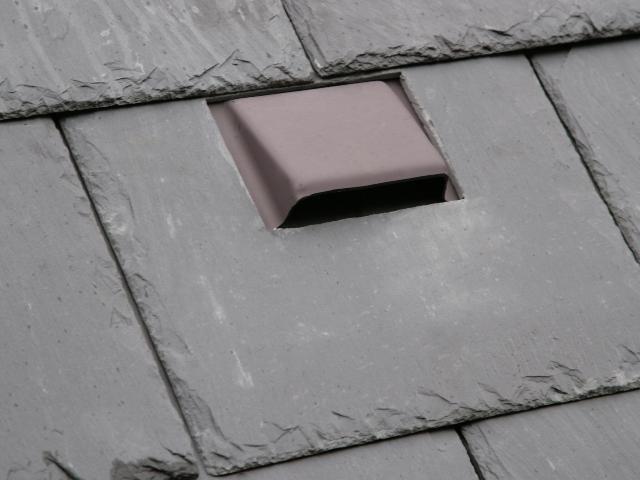 Bat Friendly Roof Slates