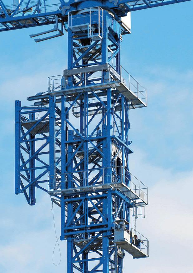 Tower Crane Climbing : Highclimber