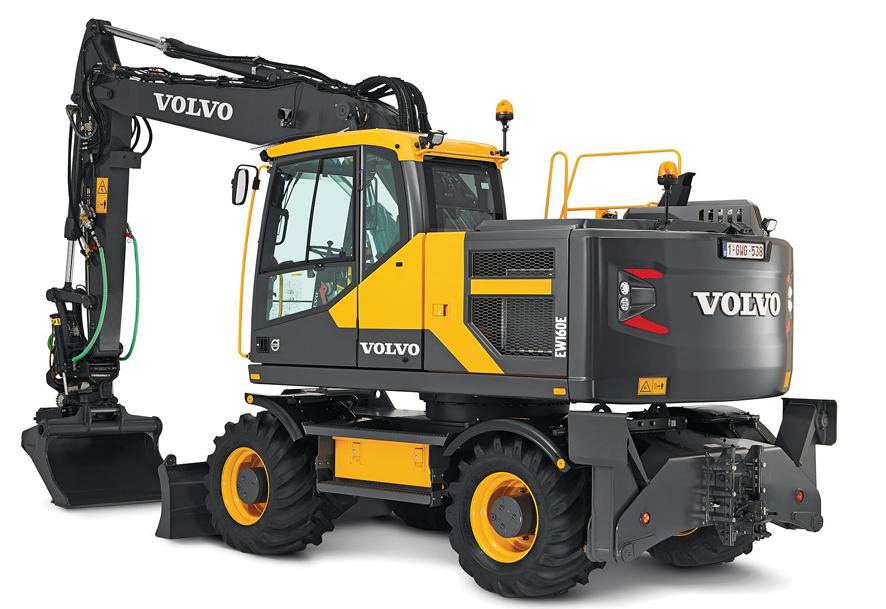 Intermat 2015 Volvo Construction Equipment