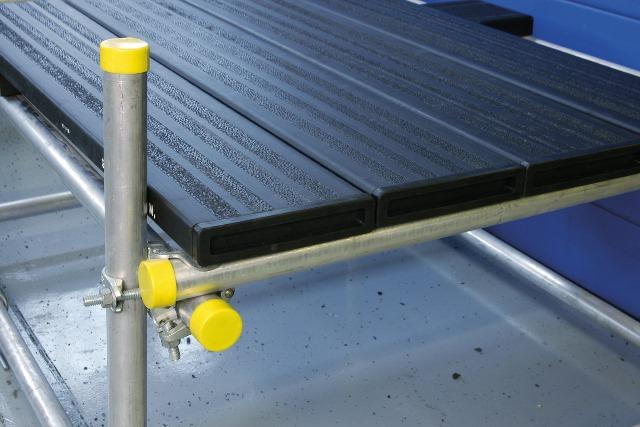 Steel Toe For Scaffolding Boards : Price cut for plastic scaffold boards