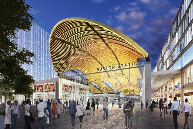 Lendlease wins Euston developer role