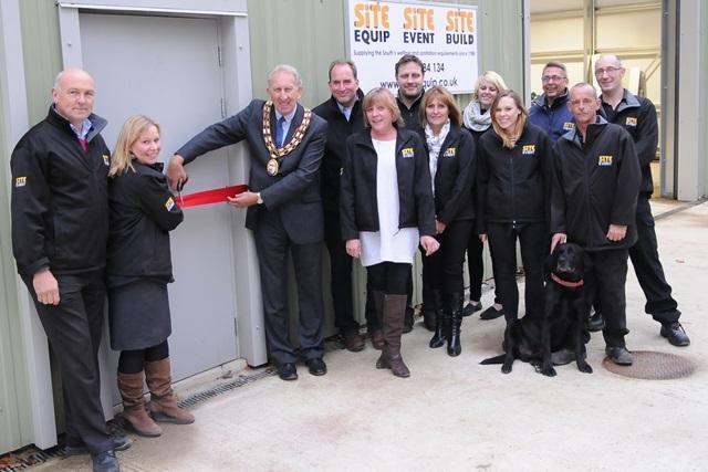 Site Equip Opens Kent Depot