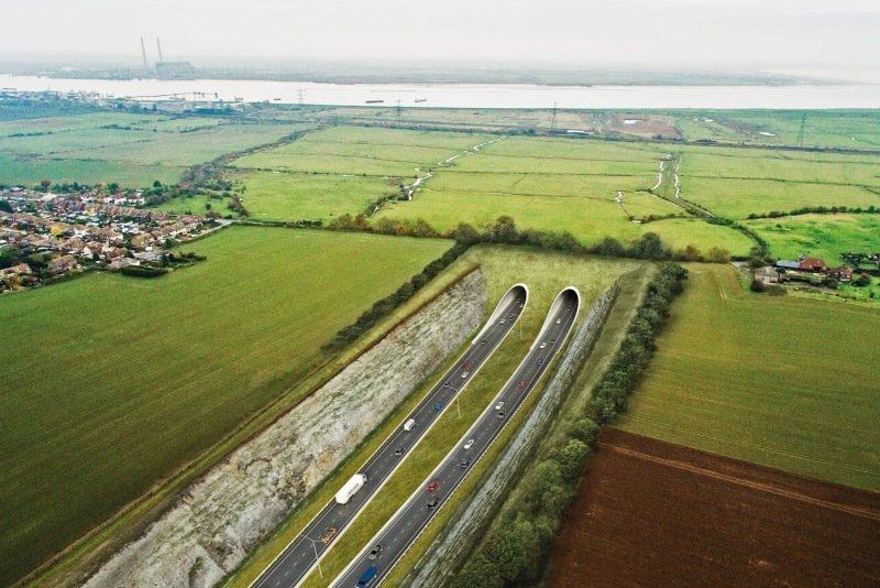 Lower Thames tunnel plan generates unprecedented reaction