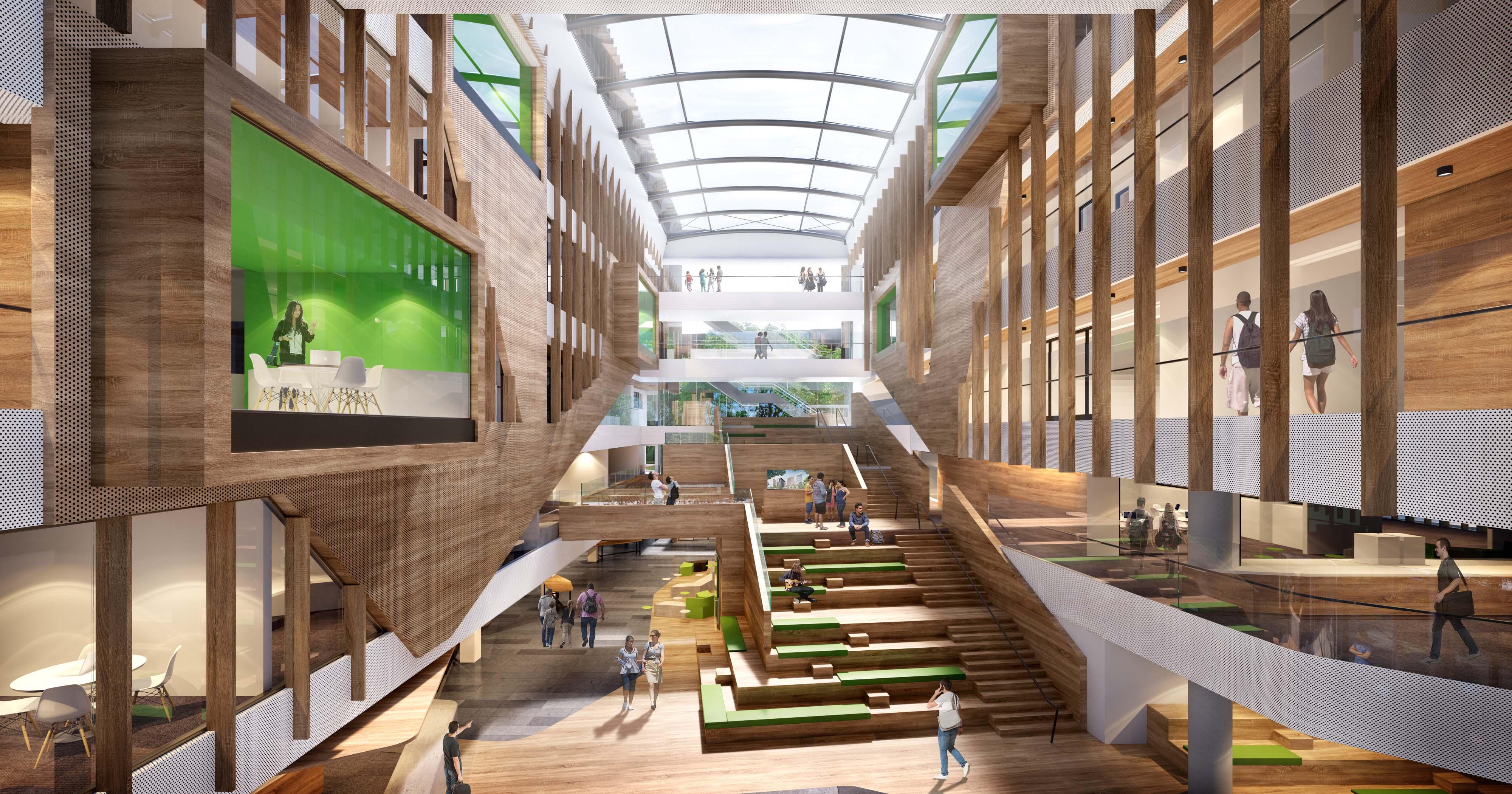 T t develops new procurement model for south australian school for Adelaide design