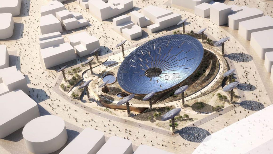 Grimshaw design commissioned for Dubai Expo pavilion