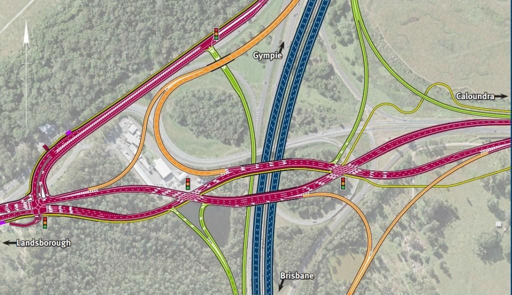 Bruce Highway Upgrade