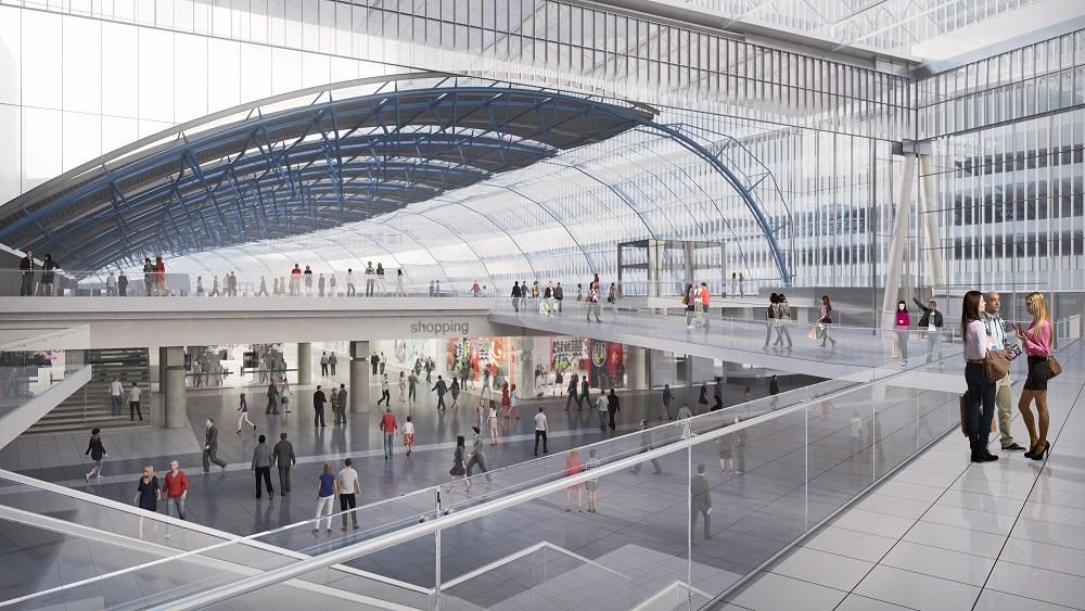Waterloo Eurostar Terminal Gets Green Light For Retail Revamp