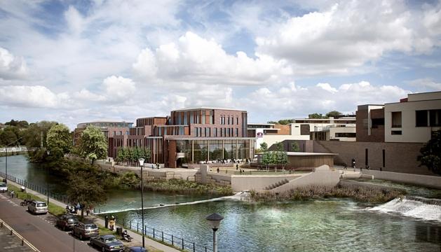 Carillion S 160m Durham City Riverside Scheme Gets Planning Green Light