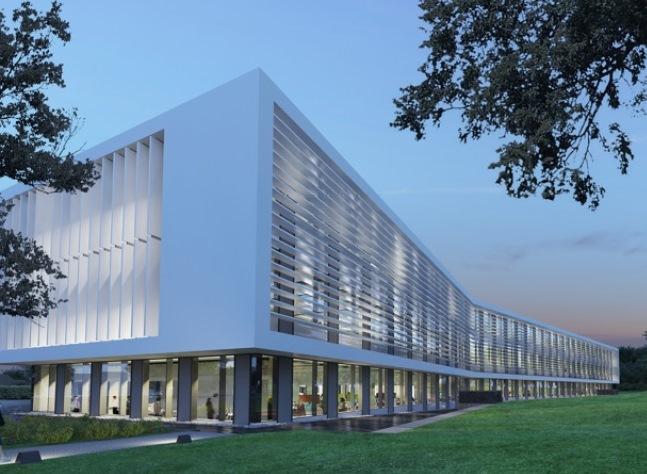Speller Metcalfe Wins 163 35m Atkins Head Office Development