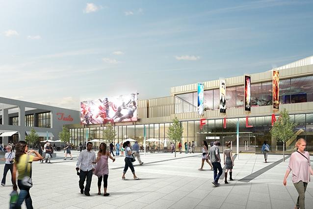 Wolverhampton's £55m Westside scheme to start early 2018