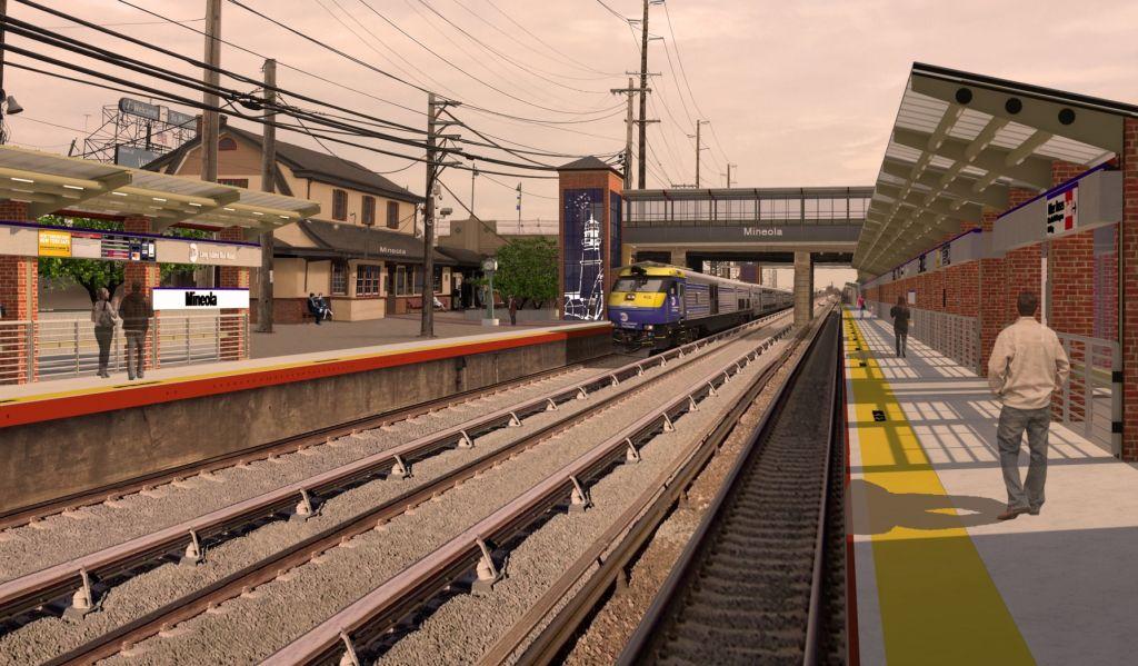 New York moves forward with $5.6bn rail scheme