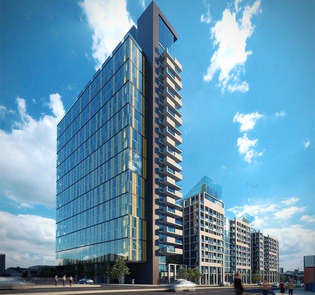 ISG Wins 60m Birmingham Apartment Scheme