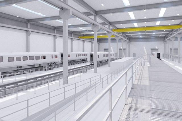 Siemens Train Factory to Add 700 Skilled UK Jobs
