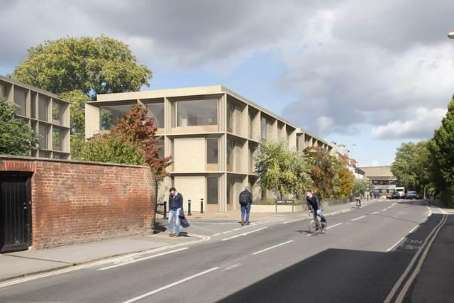 Balliol takes BAM for student accommodation