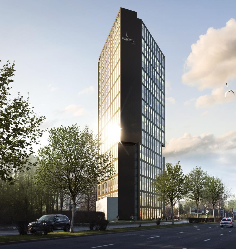 Strabag To Build 28 Floor Romanian Tower