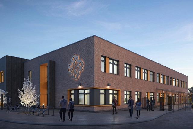Wates Wins Derby School Extension