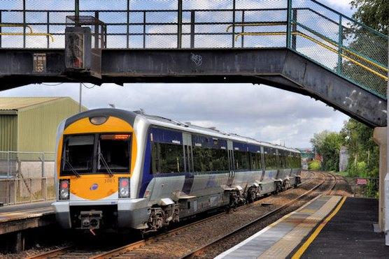 Design contest for rail footbridges