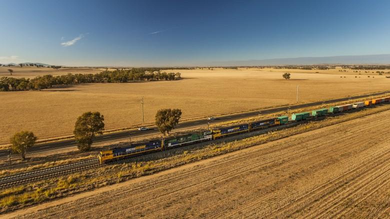 Australia to invest $5bn improving freight transport