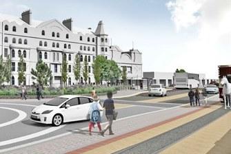 Auldyn Construction wins promenade refurb