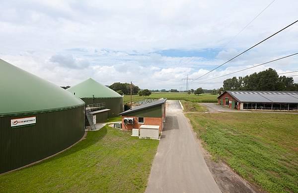 Investment secured for new Scottish biogas plant