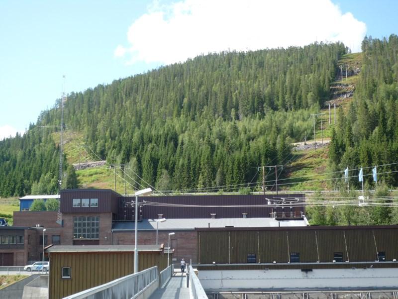 Skanska wins Norwegian hydro contract