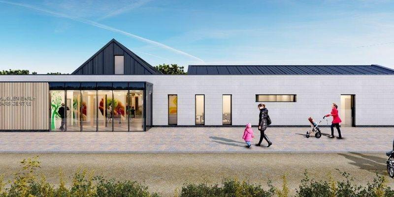 Hadden Group picked for Falkirk nursery