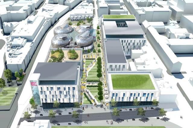 Sheffield Hallam seeks alliance partners for £385m masterplan