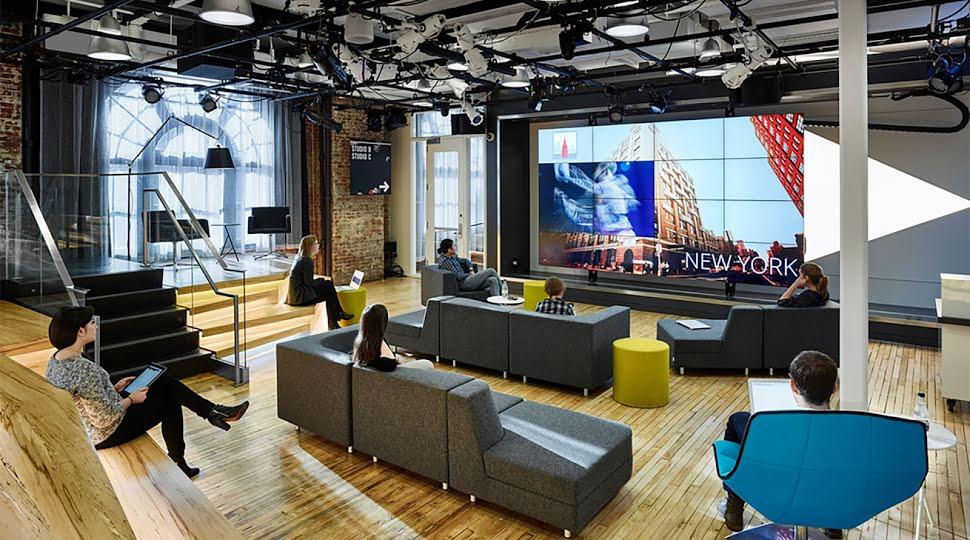 Google Announces 1bn New York Expansion