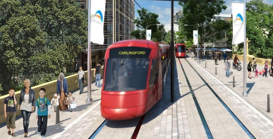 Laing O'Rourke in Sydney light rail win